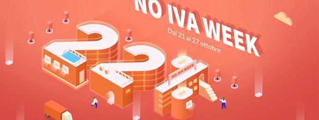 Xiaomi No IVA Week: sconti su smartphone e altro