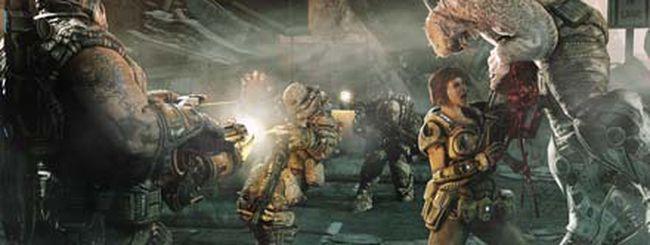 Gears of War 3: nuove mappe e un concorso