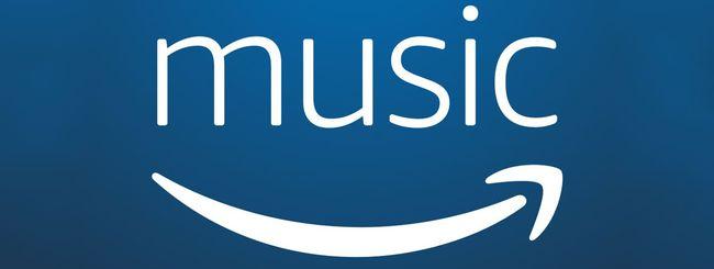 Amazon Music, da oggi streaming gratuito per tutti
