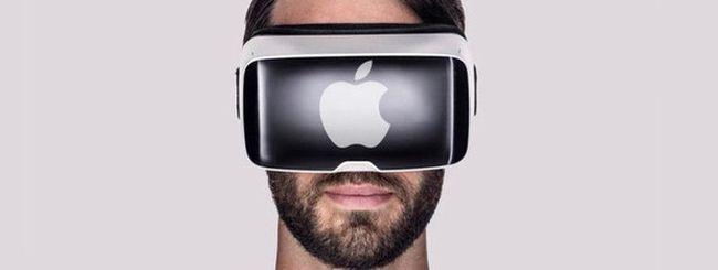 """Realtà Virtuale Apple, """"sbarcherà su iPhone e iPad tra 2 anni"""""""