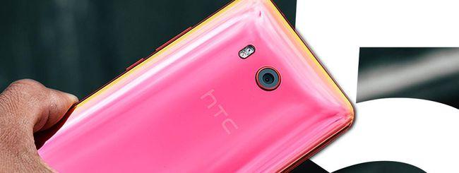 HTC U11, supporto Bluetooth 5.0 con Android O
