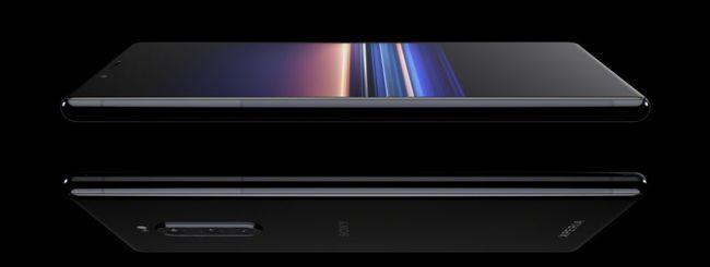 Sony Xperia, quattro top di gamma nel 2020?