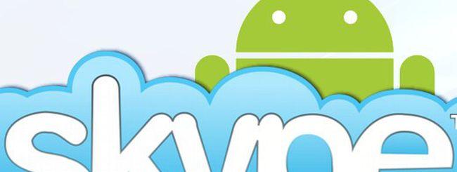 Skype per Android: problema risolto