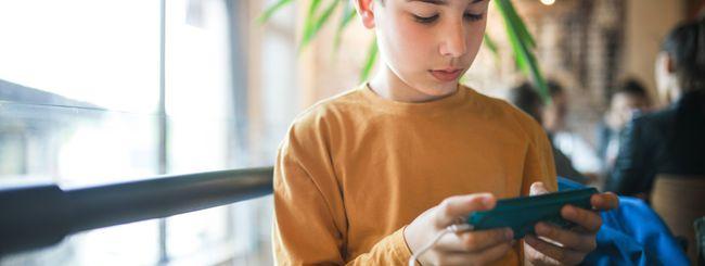 Facebook, più controlli sugli account dei minori