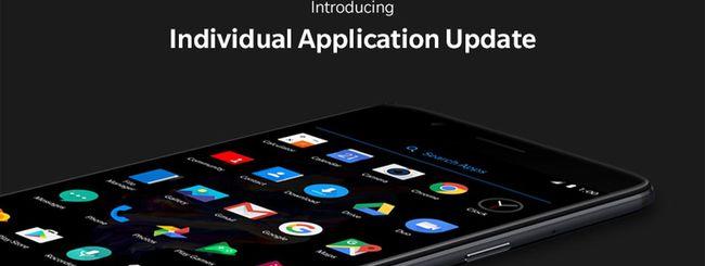 OnePlus separa le app da OxygenOS