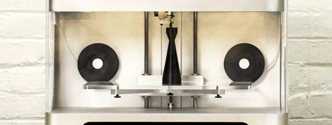 Mark One, la stampante 3D per la fibra di carbonio