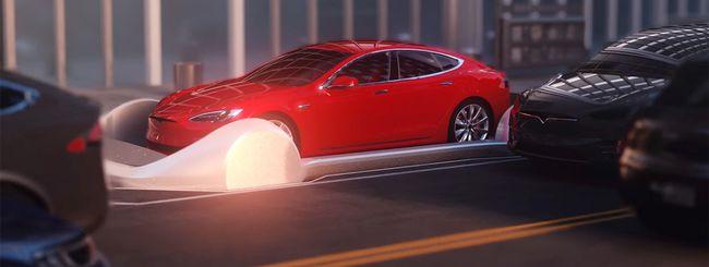 Elon Musk: l'ascensore di The Boring Company