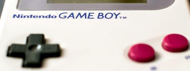 Game Boy Mini: Nintendo registra il marchio