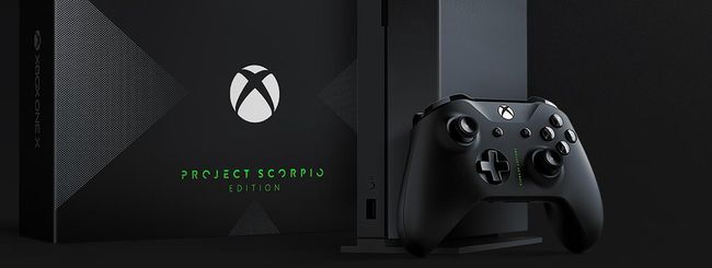 Xbox One X, Project Scorpio Edition in preordine