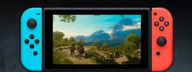 E3 2019: The Witcher 3 confermato su Switch