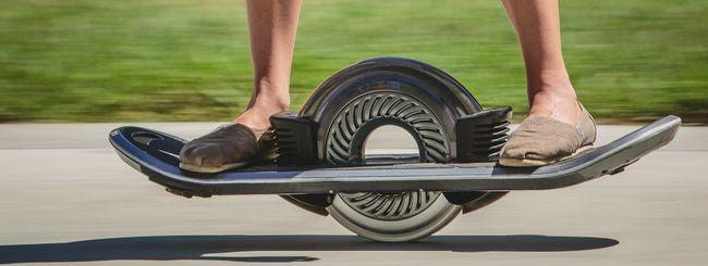 Hoverboard: lo skateboard con una sola ruota