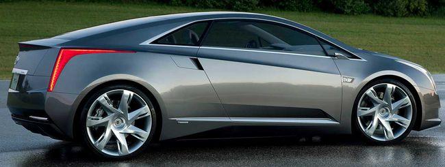 Cadillac ELR, l'auto elettrica di lusso