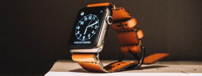 Apple Watch più sottile con circuiti nel cinturino