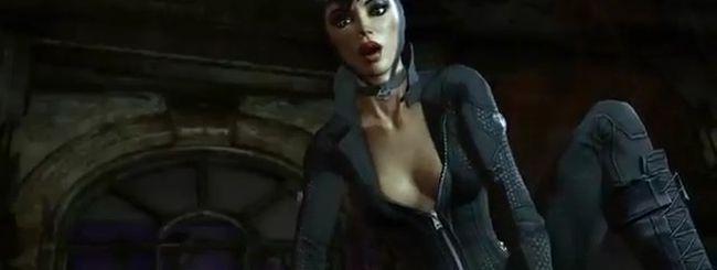 Batman: Arkham City, anche Catwoman con l'Online Pass