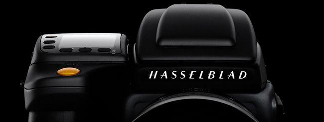 Hasselblad H6D: medio formato con WiFi e touch