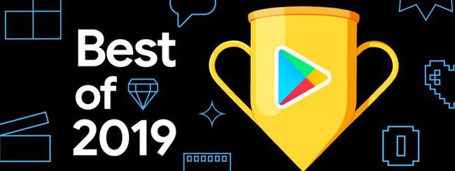 Google Play Store, migliori app e giochi del 2019