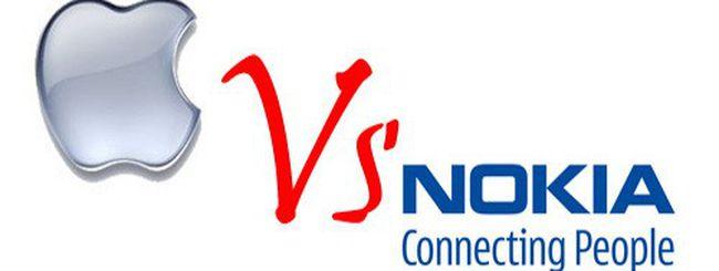 Nokia denuncia Apple: viola i brevetti