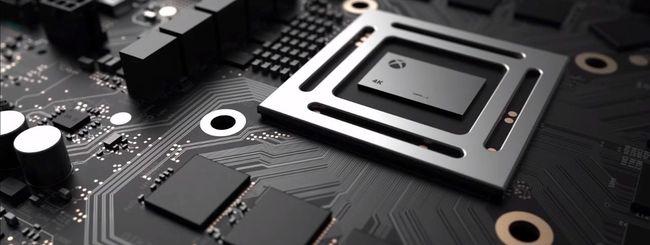 Project Scorpio appare nel Microsoft Store