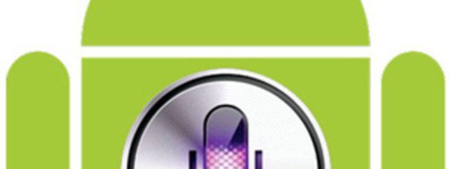 Mira, l'assistente vocale Android in stile a Siri