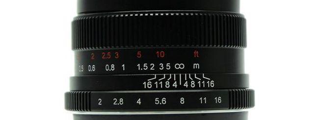 Disponibile il 7artisans Photoelectric 35mm f/2 per Sony E-Mount