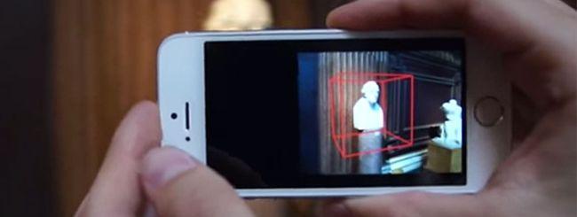 MobileFusion , l'app Microsoft che trasforma iPhone in uno scanner 3D