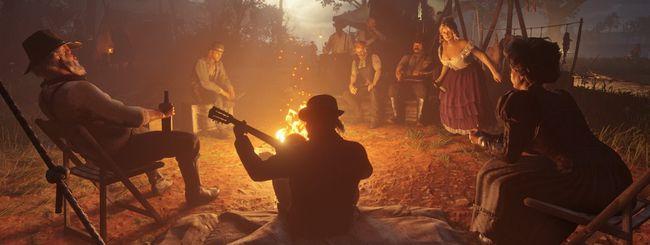 Red Dead Redemption 2 durerà circa 60 ore