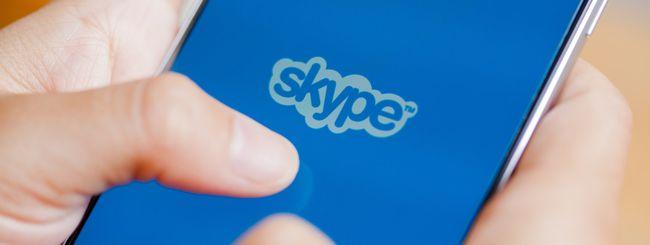Skype attiva le conversazioni private