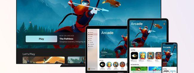 Apple Arcade, tutti i giochi disponibili al lancio