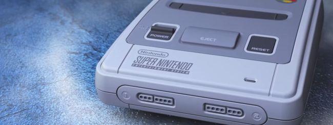 SNES Mini e NES Mini: l'hardware è identico
