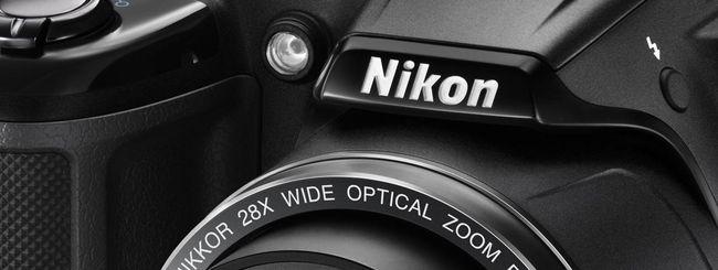 Nikon presenta sette nuove compatte Coolpix