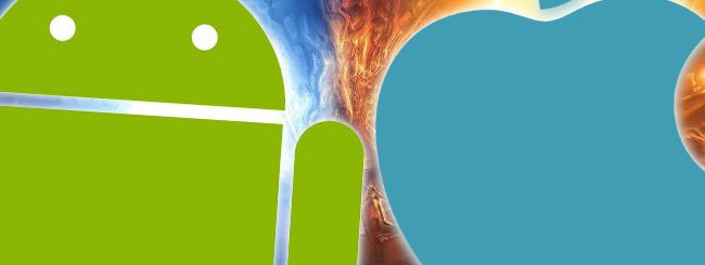 iOS batte Android sul fronte Web share