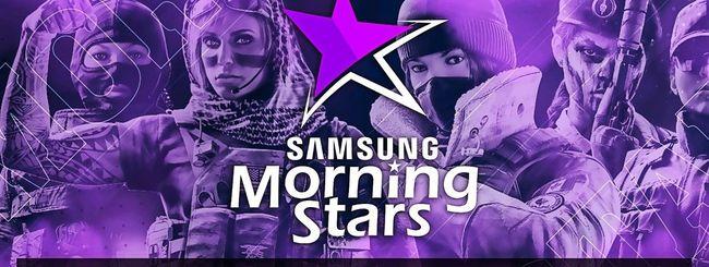 Esport, il primo team Samsung tutto al femminile