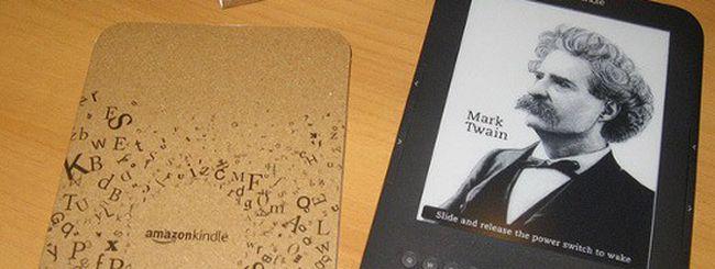 Kindle, gli audiolibri si scaricano via Wi-Fi