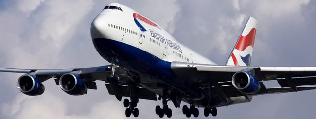 British Airways: sanzione per il furto dei dati