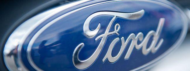 Ford: servizi connessi grazie a Microsoft Azure
