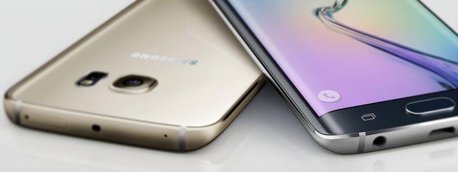 Samsung Galaxy S7, le specifiche in una slide