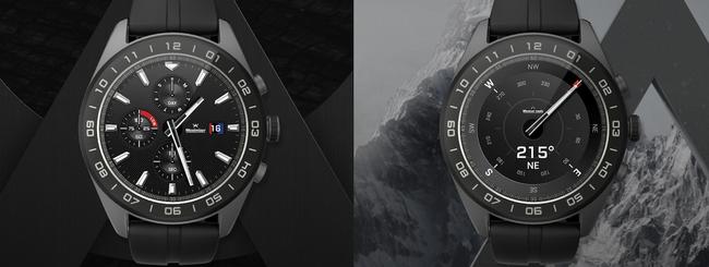 LG ha cinque smartwatch nel cassetto