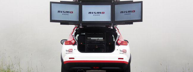 Nismo JukeRide: tecnologia, uomo e macchina
