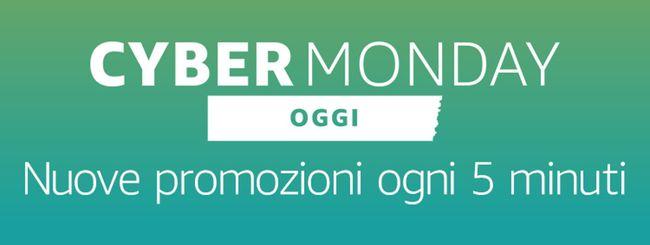 Cyber Monday Amazon, tutte le offerte
