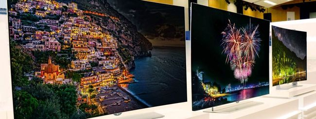 Nuovi TV OLED 4K da LG per l'IFA 2015