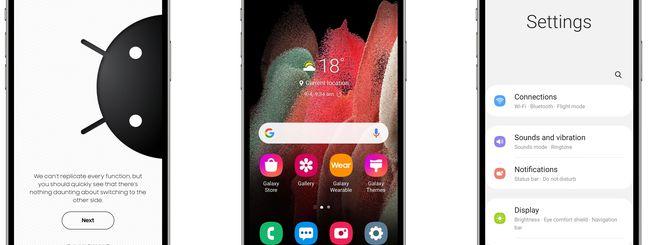 Samsung iTest, prova Android sul tuo iPhone adesso