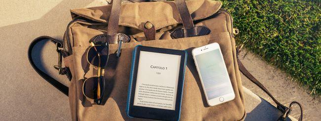 Il nuovo Kindle disponibile in Italia