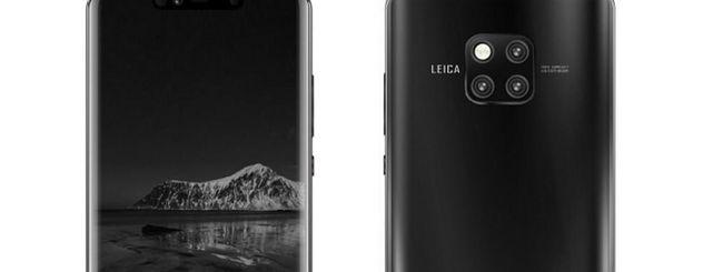Huawei Mate 20, funzionalità della fotocamera