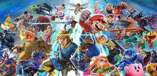Super Smash Bros Ultimate
