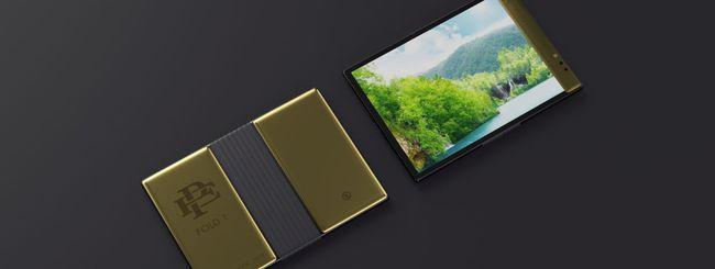 Escobar Fold 1, smartphone pieghevole economico