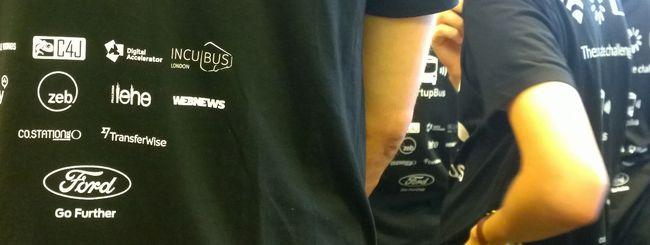 Magliette StartupBus 2015