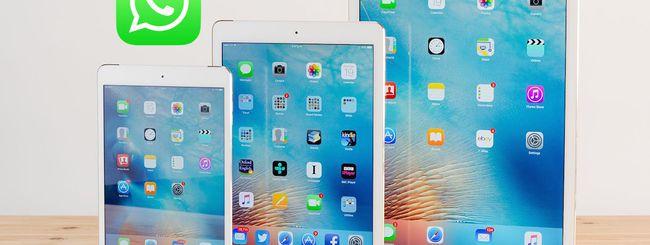 WhatsApp, in arrivo l'app ufficiale per iPad (finalmente)