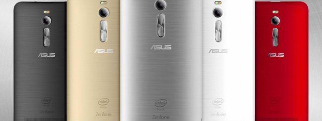 CES 2015: ASUS annuncia il nuovo ZenFone 2