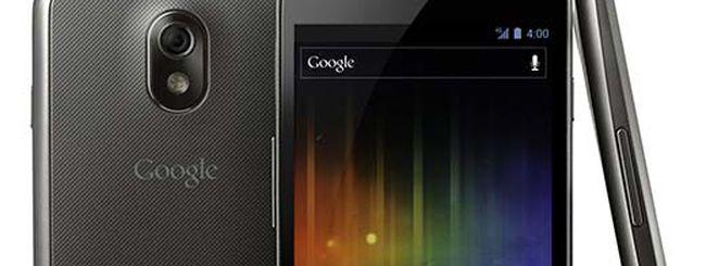 Samsung, annunciato il Galaxy Nexus (update)