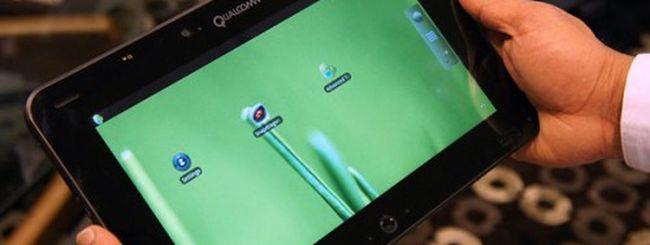 Qualcomm mostra un tablet con Snapdragon S4